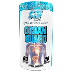 CTD Sports Organ Guard, 60 DR Caps (1494169452609)