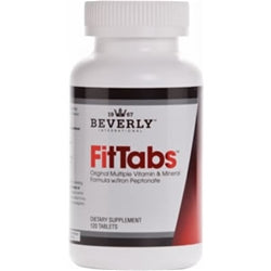 Beverly International FitTabs, 120 tablets