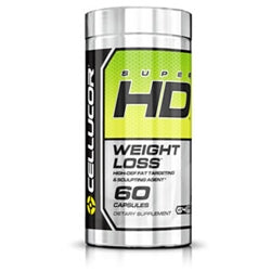 Cellucor Super HD G4 Chrome, 60 capsules