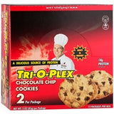 Chef Jay's Tri-O-Plex Cookies (12 packages)