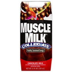 CytoSport Muscle Milk Collegiate RTDs, 11 fl oz (Case of 12)