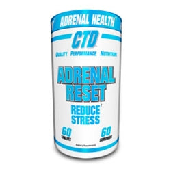 CTD Sports Adrenal Reset, 60 tablets (1494165749825)