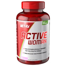 MET-Rx Active Woman, 90 tablets (1494197403713)