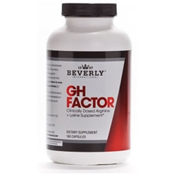 Beverly International GH Factor, 180 Capsules