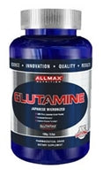 AllMax Nutrition Glutamine, 100g (3.5oz) (1493953740865)
