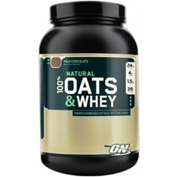 Optimum Nutrition 100% Natural Oats & Whey, 3lbs