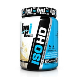 BPI Sports ISO HD, 23 servings
