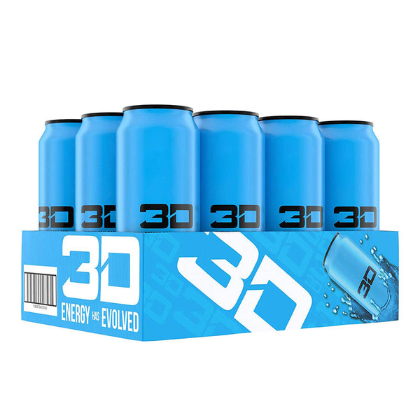 3D Energy Drink 12/Case (3882258825281)