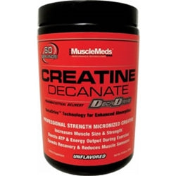 MuscleMeds Creatine Decanate (Unflavored), 300g (1494070493249)