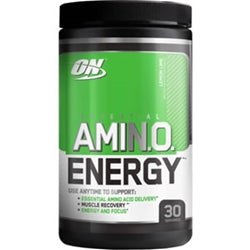 Optimum Nutrition Essential AmiN.O. Energy, 30 servings (1494172041281)