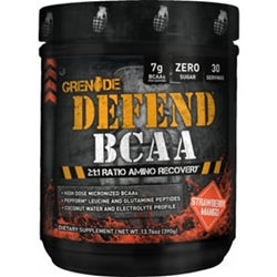 Grenade Defend BCAA, 30 servings