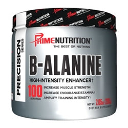Prime Nutrition B-Alanine, 100 servings