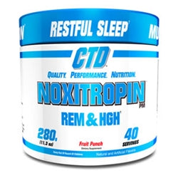 CTD Sports Noxitropin PM, 40 servings