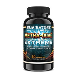 Blackstone Labs Metha-Quad Extreme, 30 tablets (1494210641985)