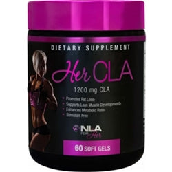 NLA for Her - Her CLA, 60 softgels (1494056632385)
