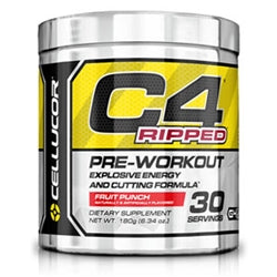 Cellucor C4 Ripped, 30 servings (1494165979201)