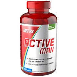 MET-Rx Active Man, 90 tablets (1494126166081)