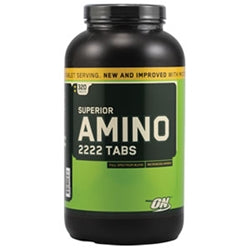 Optimum Nutrition Superior Amino 2222 Tabs, 320 tablets (1494174892097)