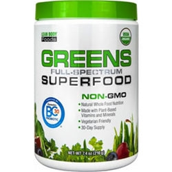 Labrada Greens Full-Spectrum SuperFood, 210g (1494104670273)