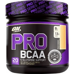 Optimum Nutrition Pro BCAA, 20 servings (1494172500033)