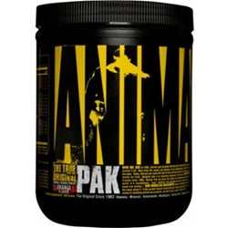 Universal Nutrition Animal Pak Powder, 388g (1494141108289)