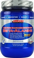 AllMax Nutrition Beta-Alanine, 400g (14oz) (1494033530945)