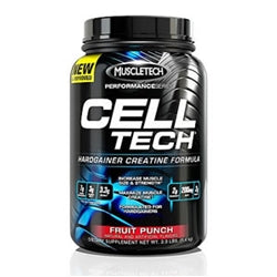 Muscletech Cell-Tech, 3lbs. (1494194225217)