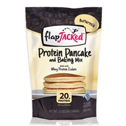 FlapJacked Protein Pancake & Baking Mix, 12oz (340g)
