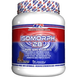 APS Nutrition IsoMorph 28, 1lb
