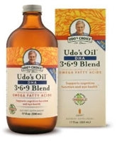 Udo's Choice Udo's Oil DHA 3-6-9 Blend, 17 fluid oz. (1493937750081)