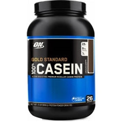 Optimum Nutrition 100% Casein Gold Standard, 2lbs