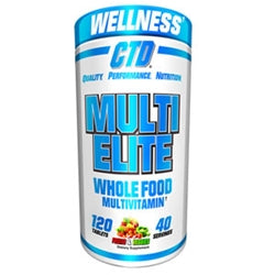 CTD Sports Multi-Elite, 120 tablets