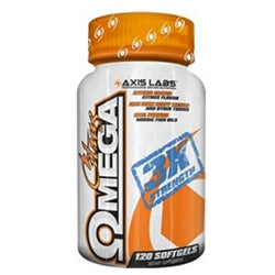 Axis Labs Citrus Omega, 120 softgels (1494101229633)