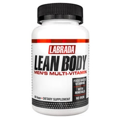 Labrada Lean Body Men's Multi-Vitamin, 60 Vcapsules (1494119809089)