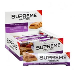 Supreme Protein Bars, Box of 12