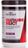Beverly International Glutamine Select, 552g (Black Cherry)