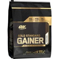 Optimum Nutrition Gold Standard Gainer, 10lb