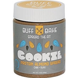 Buff Bake Cookie Protein Almond Spread, 13oz