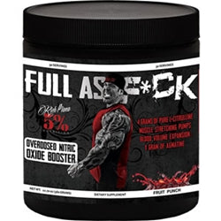 Rich Piana 5% Nutrition Full as F*ck, 30 servings