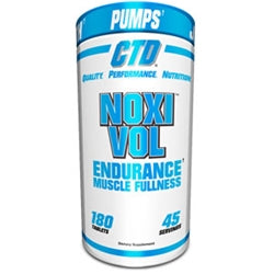 CTD Sports Noxivol, 180 tablets (1494153822273)