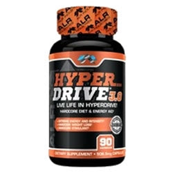 ALR Industries Hyperdrive 3.0 Plus, 90 capsules (1494209134657)