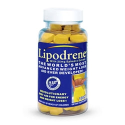 Hi-Tech Pharmaceuticals Lipodrene, 100 tablets (1494216572993)