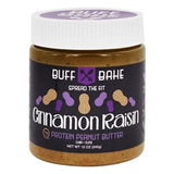 Buff Bake Cinnamon Raisin Protein Peanut Spread, 13oz (1494019211329)