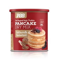 P28 High Protein Pancake Dry Mix, 16oz (Buttermilk Buckwheat)