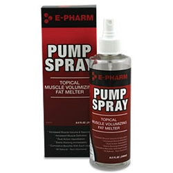 E-Pharm Pump Spray, 8 fl oz