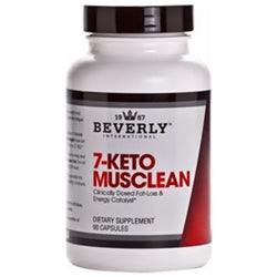 Beverly International 7-Keto Musclean, 90 Capsules (1494218965057)
