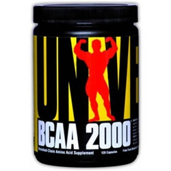 Universal Nutrition BCAA 2000, 120 capsules (1494139600961)