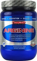 AllMax Nutrition Arginine, 400g (14oz)(BEST BY 01/14) (1494002892865)