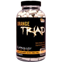 Controlled Labs Orange Triad, 270 tablets