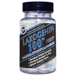 Hi-Tech Pharmaceuticals Laxogenin 100, 60 tablets (1494213460033)
